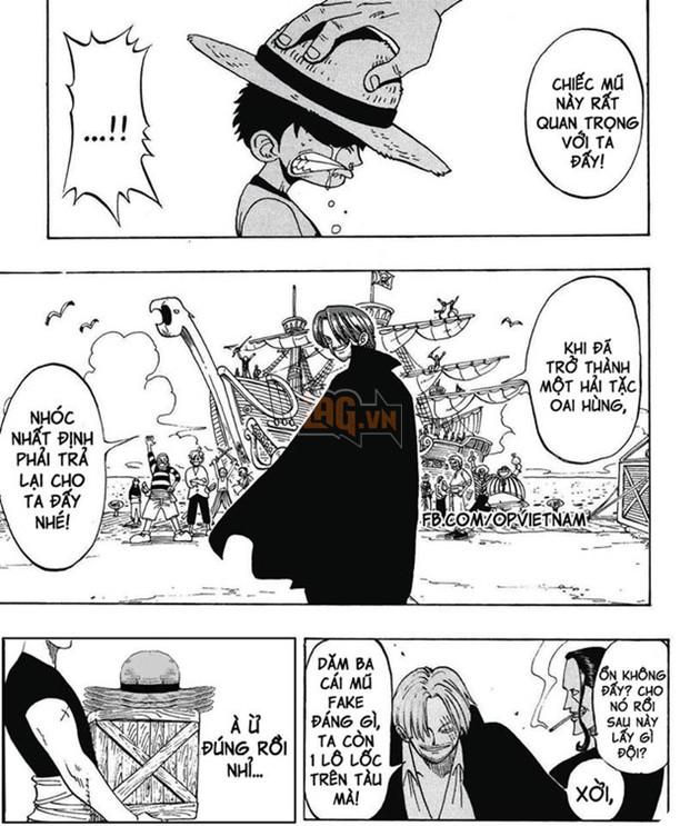 Một bức ảnh chế khá hài hước từ các fan One Piece (nguồn: One Piece FC in Vietnam)