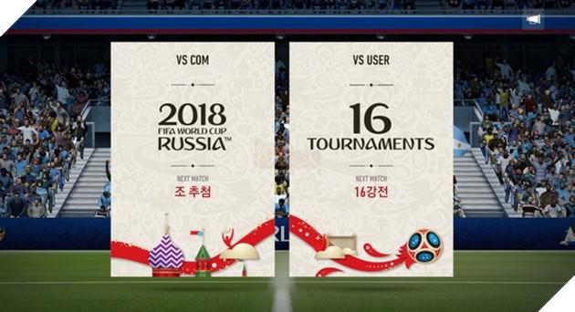 FIFA Online 4 chính thức ra mắt chế độ chơi World Cup tại Hàn Quốc