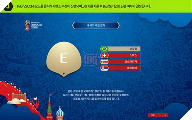 FIFA Online 4 chính thức ra mắt chế độ chơi World Cup tại Hàn Quốc 3