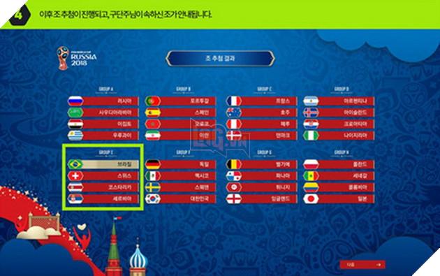 FIFA Online 4 chính thức ra mắt chế độ chơi World Cup tại Hàn Quốc 5