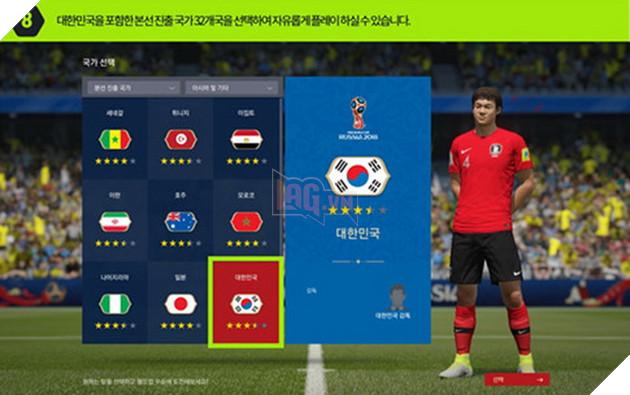 FIFA Online 4 chính thức ra mắt chế độ chơi World Cup tại Hàn Quốc 6