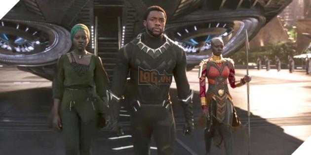Trích ảnh từ trailer đoạt giải củaBlack Panther.