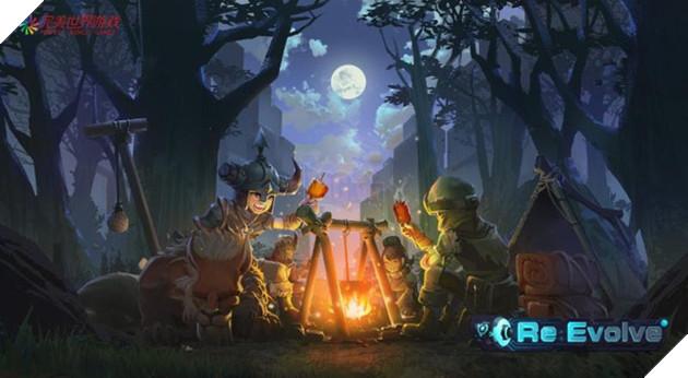 ReEvolve - MMORPG cho bạn du hành ngược thời gian, xây dựng lại thế giới