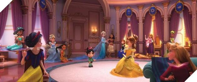 Ralph Breaks The Internet: Wreck-It Ralph 2 hứa hẹn mang đến toàn bộ các nàng công chúa Disney