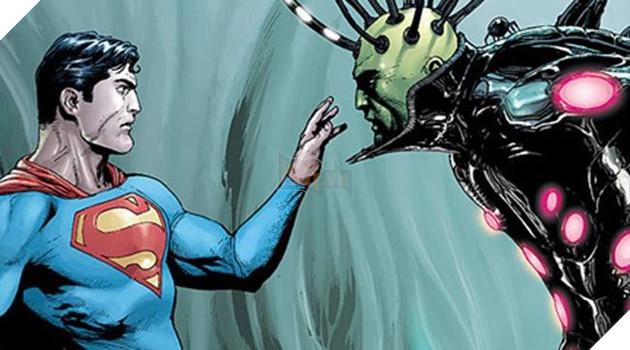 Trong phiên bản của Rocksteady, Superman sẽ đối đầu với Bariniac tại Metropolis