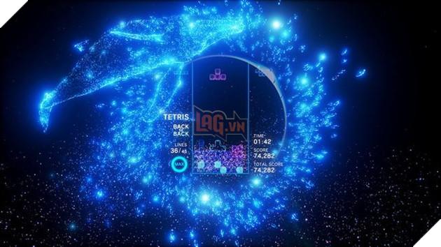 """Tựa game Tetris """"thần thánh"""" tái xuất trong diện mạo mới, dành riêng cho PS4"""