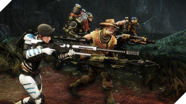 Bom tấn một thời Evolve bị khai tử vì chẳng còn ai chơi - Ảnh 3.
