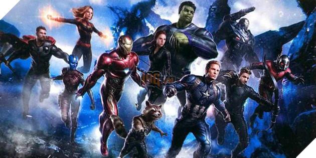 Tấm ảnh mới về Avengers 4 với hình ảnh mới lạ về Hulk
