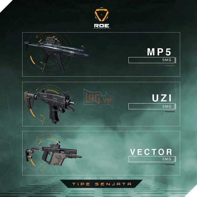 Garena RoE: Hướng dẫn xếp hạng tất cả vũ khí mạnh nhất trong game 8