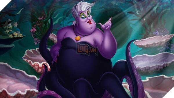 the little mermaid ursula