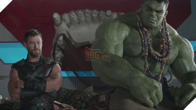 Sự thay đổi của Hulk trong Thor: Ragnarok