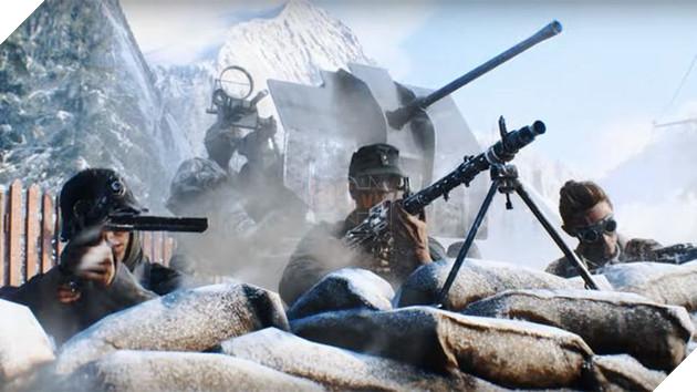 E3 2018: Battlefield ra trailer mới, khẳng định có chế độ Battle Royale 2