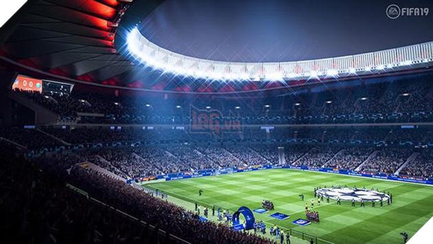 """""""Sàn đấu"""" Champions League đã sẵn sàng cho các game thủ FIFA 19"""