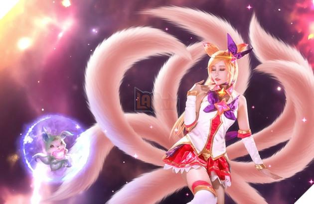 Lạ mắt với cosplay Ahri tuyệt đẹp trong Liên Minh Huyền Thoại