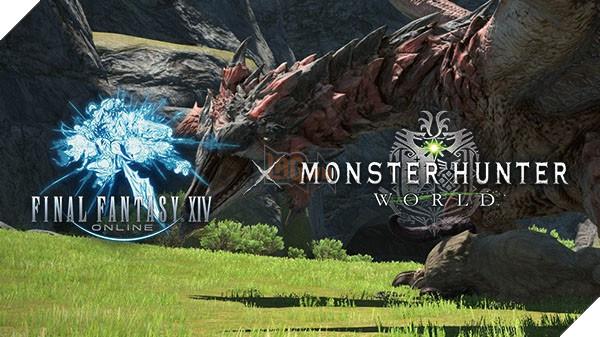 [E3 2018] Final Fantasy và Monster Hunter sắp về chung một mái nhà