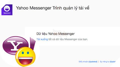 Hướng dẫn lưu lại các đoạn chat trên Yahoo Messenger