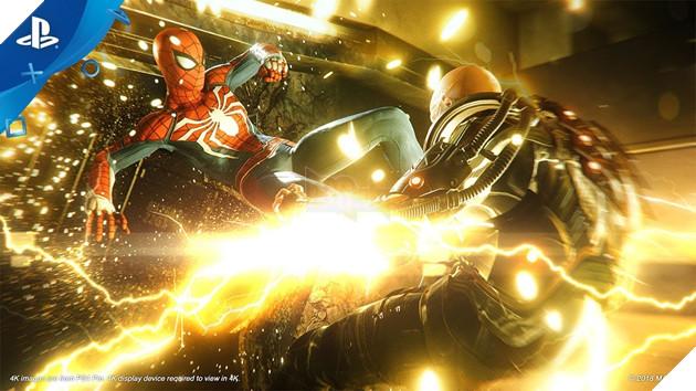 Kết quả hình ảnh cho Marvel's Spider-Man – E3 2018 Showcase Demo Video