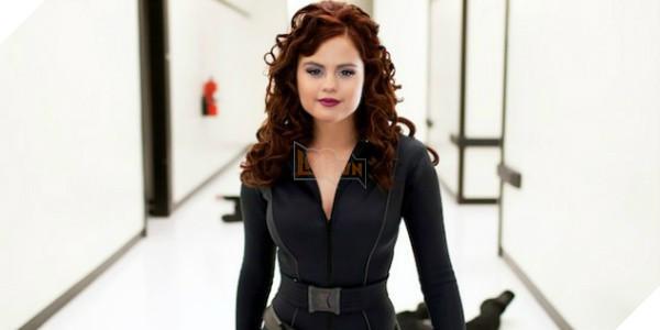 Liệu Selena có thể trở thành một Black Widow sau khi Scarlett Johansson chán vai này?