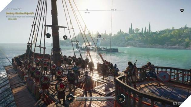Assassin's Creed Odyssey sẽ lấy bối cảnh Hy Lạp cổ đại, giữaCuộc chiến Peloponnesus