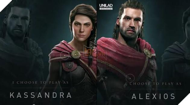 Toàn bộ chi tiết về tựa game Assassin's Creed Odyssey mới nhất từ Ubisoft 5