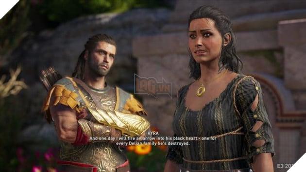 Toàn bộ chi tiết về tựa game Assassin's Creed Odyssey mới nhất từ Ubisoft 6