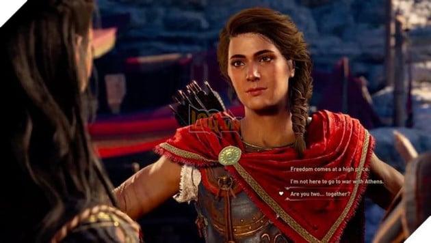 Toàn bộ chi tiết về tựa game Assassin's Creed Odyssey mới nhất từ Ubisoft 9