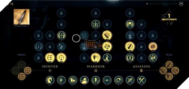 Toàn bộ chi tiết về tựa game Assassin's Creed Odyssey mới nhất từ Ubisoft 12