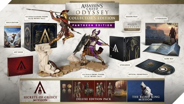 Toàn bộ chi tiết về tựa game Assassin's Creed Odyssey mới nhất từ Ubisoft 15