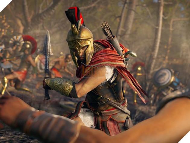Toàn bộ chi tiết về tựa game Assassin's Creed Odyssey mới nhất từ Ubisoft 14