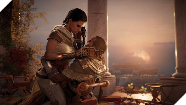Toàn bộ chi tiết về tựa game Assassin's Creed Odyssey mới nhất từ Ubisoft 10