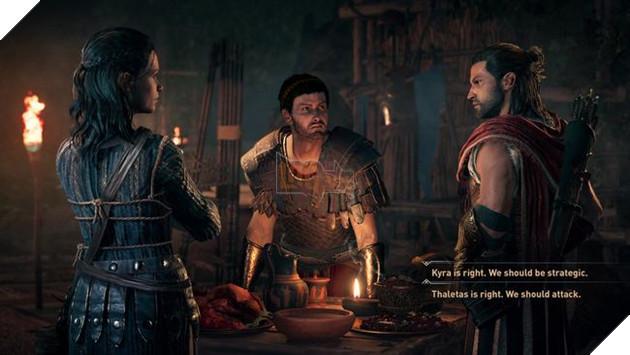 Toàn bộ chi tiết về tựa game Assassin's Creed Odyssey mới nhất từ Ubisoft 8