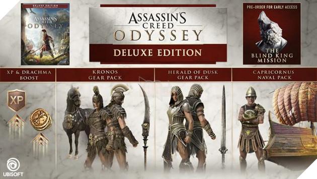 Toàn bộ chi tiết về tựa game Assassin's Creed Odyssey mới nhất từ Ubisoft 16