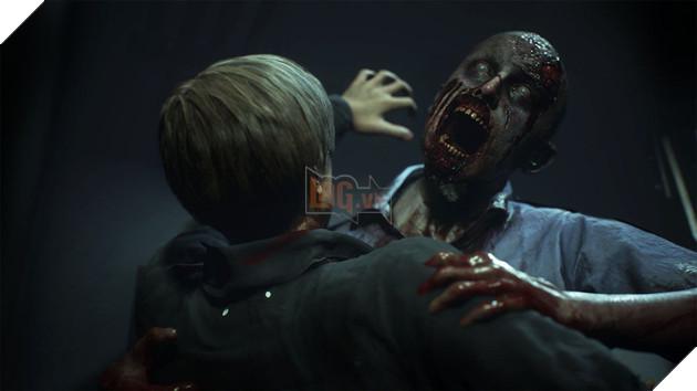 Kết quả hình ảnh cho resident evil 2 remake