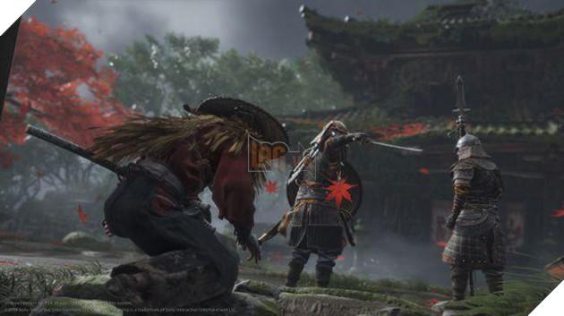 [E3 2018] Ghost of Tsushima: Hành trình bước vào ngôi đền của những Samurai huyền thoại