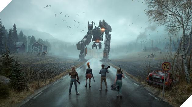[E3 2018] Generation Zero - Khi robot trở thành nỗi ám ảnh của tương lai loài người