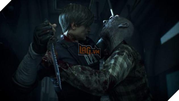 Resident Evil 2 Remake sẽ tận dụng lại màn đấu trùm đáng nhớ 2