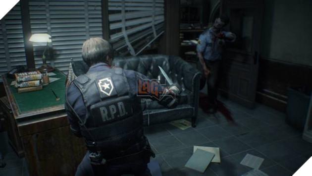 Resident Evil 2 Remake sẽ tận dụng lại màn đấu trùm đáng nhớ 3