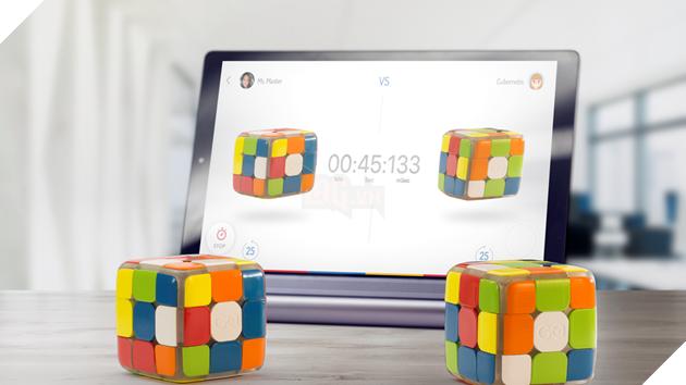 GoCube - khối Rubik có kết nối bluetooth sẽ giúp bạn đỡ đau đầu hơn khi chơi 2