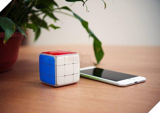 GoCube - khối Rubik có kết nối bluetooth sẽ giúp bạn đỡ đau đầu hơn khi chơi