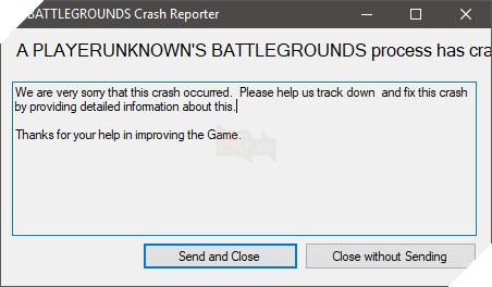 PUBG: Cách sửa lỗi không vào được game, giật lag và crash game 9