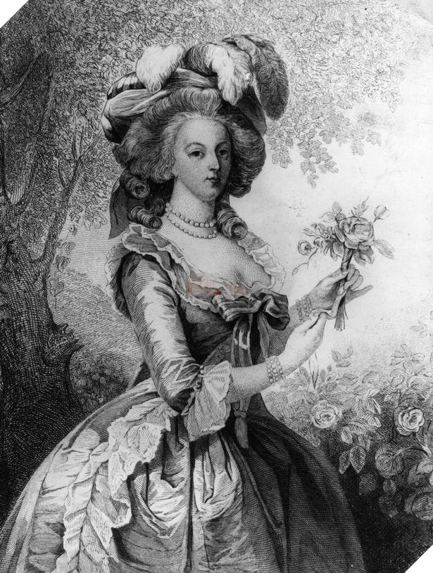 Moberly đã nhìn thấy Hoàng hậu nước Pháp, Marie Antoinette (1755 - 1793)