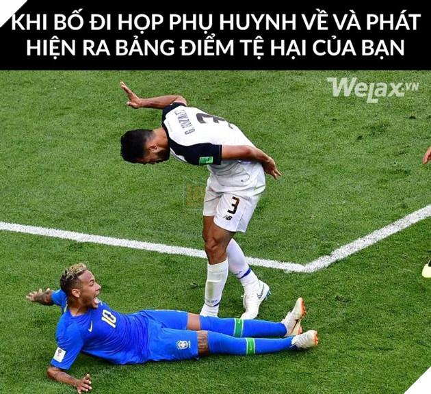Loạt ảnh chế tổng hợp các drama World Cup ứng vào đời thực thấy không sai tí nào! - Ảnh 3.