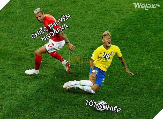 Loạt ảnh chế tổng hợp các drama World Cup ứng vào đời thực thấy không sai tí nào! - Ảnh 15.
