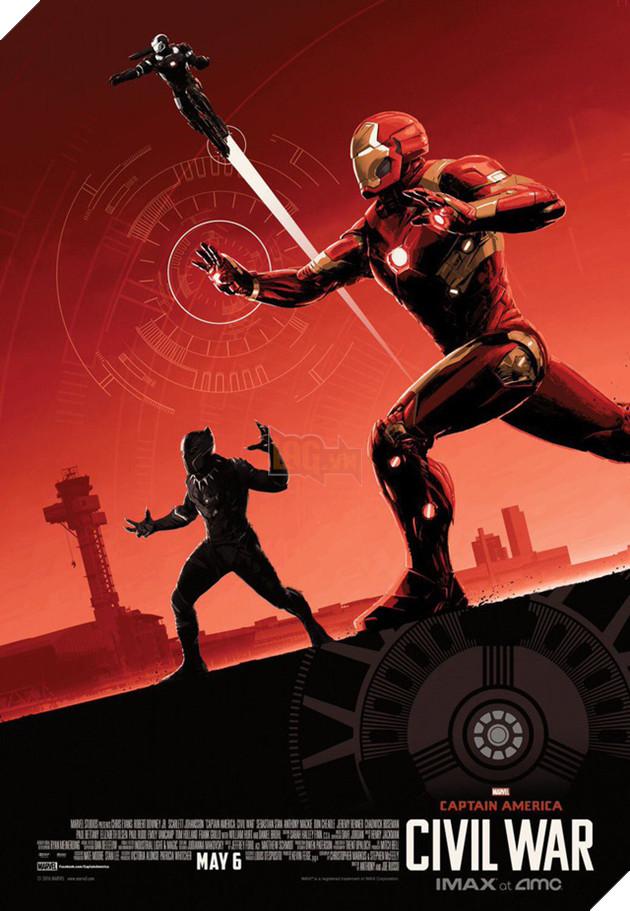 Captain America: Civil War.