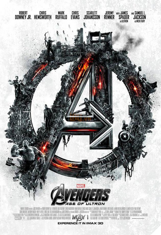 Avengers: Age of Ultron.
