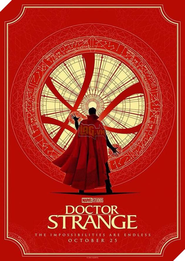 Doctor Strange.