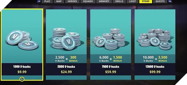 Image result for money in fortnite