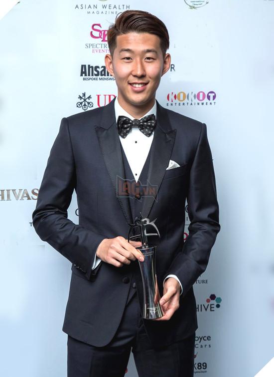 Son Heung-min - mỹ nam đào hoa của tuyển Hàn Quốc