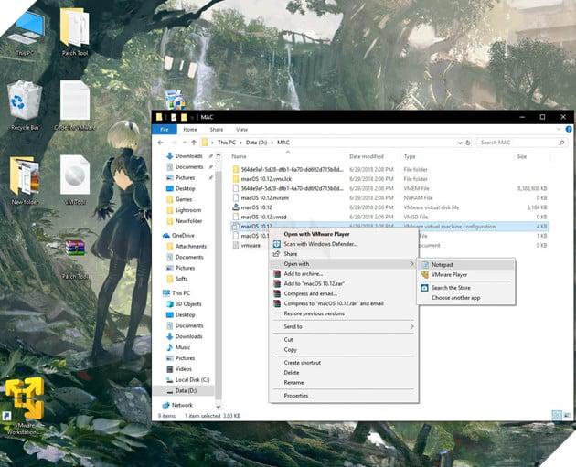 Chạy macOS High Sierra lên Windows? Chỉ là chuyện nhỏ với công cụ sau 20
