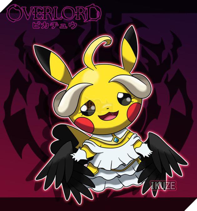 """Những hình ảnh siêu """"ngầu"""" của Pikachu khi cosplay thành các nhân vật anime nổi tiếng"""